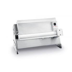Aparat electric pentru formatare aluat de pizza sau paste, 500, 370W, Hendi