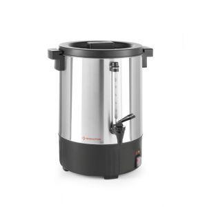 Boiler bauturi fierbinti 12 lt, Revolution by Hendi, 35x37x(H)41 cm inox, 2250W, termostat 0-96 gr C, potrivit si pentru uz profesional