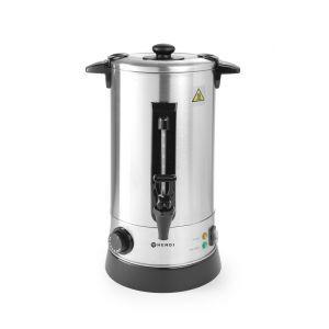 Boiler bauturi fierbinti 6.8 lt, Revolution by Hendi, 320x310x(H)425 cm inox, 950 W, termostat in intervalul 30°C - 110 °C, potrivit si pentru uz profesional