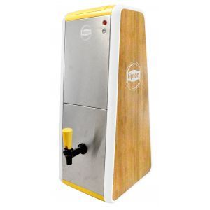 Boiler bauturi Lipton cu display fara panou lateral, capacitate 8 litri, 230 V