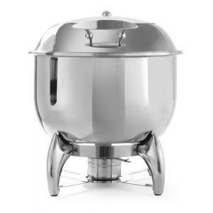 Chafing dish rotund pentru supa, 11lt, inox, 405x480x(H)460 mm, Hendi
