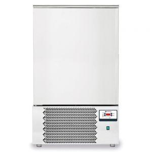 Congelator profesional 15 GN 1/1 cu 1 usi 15x GN 1/1 sau 15x tavi 600x400 mm otel inoxidabil +3 /- 18°C 1820 W 750x740x(H)1850 mm, Hendi