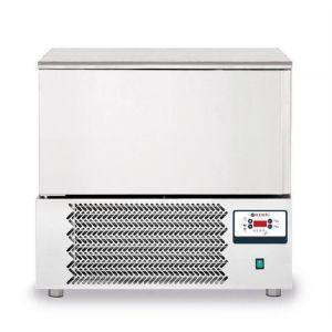 Congelator profesional Nano cu 1 usi 3x GN 1/1 sau 3x 600x400 mm otel inoxidabil +3 /- 18°C 1150 W 750x740x(H)720/750 mm, Hendi