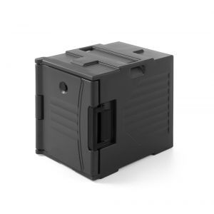 Container termic pentru catering, pt tavi GN1/1, polietilena, 69x49x(H)64 cm, Hendi