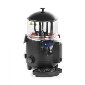 Dispenser profesional ciocolata fierbinte , 1006 W, capacitate 5 lt, sistem incalzire bain-marie, Hendi