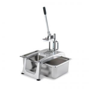 Dispozitiv manual pentru taiat cartofi 10x10 mm, Sammic, 280x512x(H)735mm