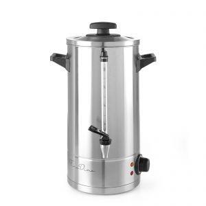 Fierbator cu pereti dubli Fine Dine by Hendi 10 litri, Inox, 30 ° C - 100 ° C, 1300 W, 3120x290x500 mm