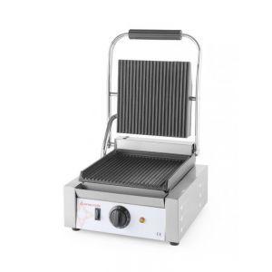 Gratar electric profesional cu suprafata striata 1800 W, Revolution by Hendi, 290x305x (H) 210 mm