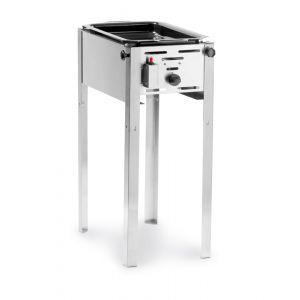 Grill Master profesional, model Mini, cadru inox, 5800W, 34x54x(H)84 mm, Hendi
