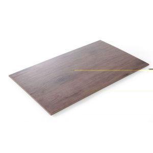 Platou, melamina cu aspect de lemn GN 1/1, Hendi