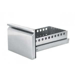 Sertar cu sine pentru masa congelare profesionala cu 3 usi Hendi Profi Line 420 L