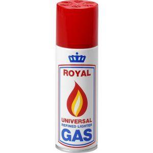 Set 4 x Rezerva canistra gaz 200 ml, potrivita pentru arzatorul pt crreme brulee si aragazul portabil, Hendi