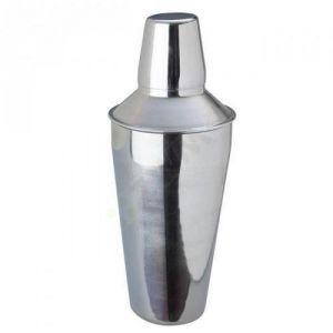 Shaker conic cocktail, otel inoxidabil, 0,75 l, ø9x25,5 cm, Hendi