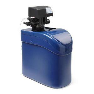 Sistem automat de dedurizare a apei prin ionizare, Albastru debit apa 5 l/min, cu panou control digital, Revolution by Hendi, rezervor regenerare 8 kg, 206x380x(h)480 t