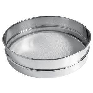 Sita pentru faina si gris, cu carlig, diametru 26 cm x (H) 6.3 cm, Hendi
