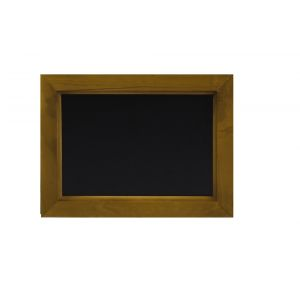 Tabla pentru meniu, rama lemn, 400x600 mm, Hendi