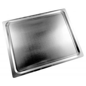 Tava pentru cuptor, Inox 43 x 35 x 1 cm, Hendi