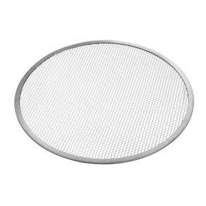 Tava sita / retina pizza, aluminiu, 300 mm, Hendi