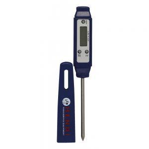 Termometru digital de buzunar, cu sonda din otel inoxidabil 6,5 cm, -40/200°C, Hendi