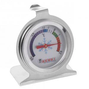 Termometru pentru cuptor, otel inoxidabil, 50/300°C, Ø6x7 cm, Hendi