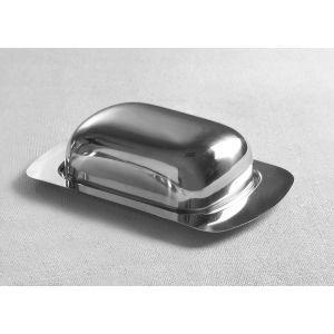 Untiera cu capac inox, 125x(H)55 mm, pentru pachete de max 250 gr, se poate folosi in masina de spalat vase, Hendi